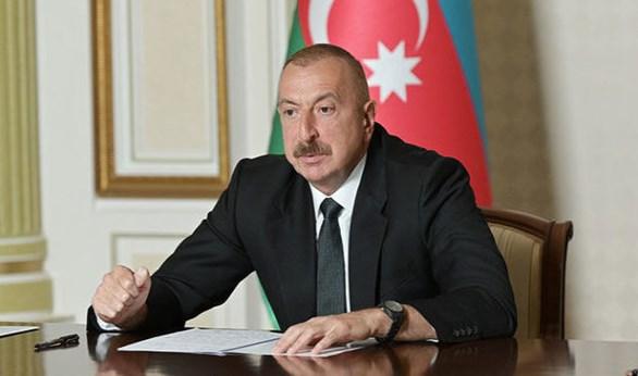 """Prezident İlham Əliyev: """"Biz axıra qədər gedəcəyik, biz dayanmamışıq"""""""