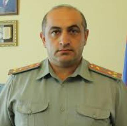 Ermənistan ordusunun daha bir yüksək rütbəli hərbçisi məhv edildi