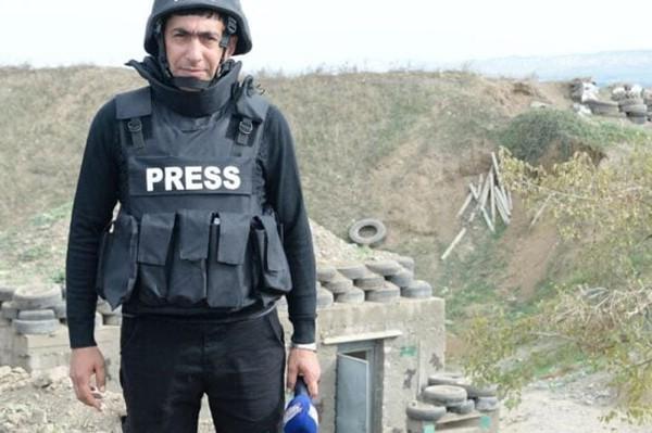 Kəlbəcərdə jurnalistlərin olduğu maşın minaya düşdü - ÖLƏNLƏR VAR