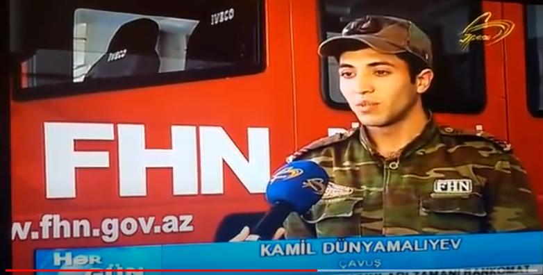 Türk bayrağını xilas etməklə gündəm olan Kamil 2015-ci ildə... (FOTO/VİDEO)