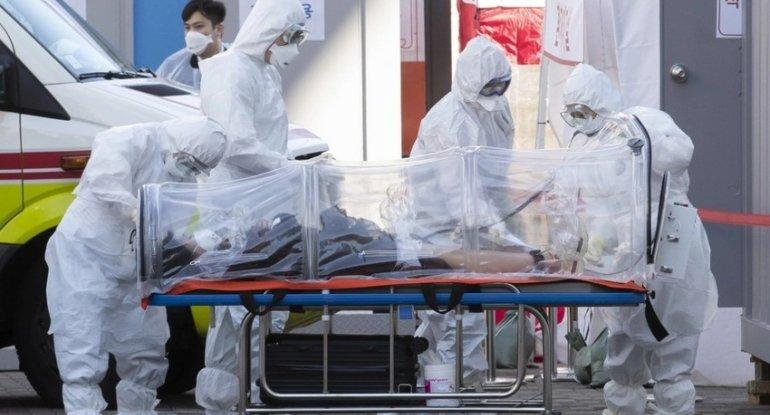 ÜST: Bir həftədə 2 milyona yaxın insan virusa yoluxub