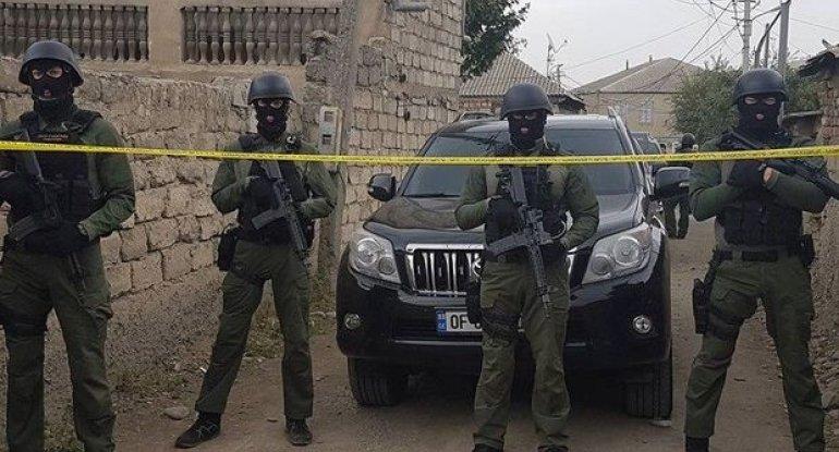 Polis Tbilisidə azərbaycanlıların yaşadığı kənddə əməliyyat keçirdi: Saxlanılanlar var - VİDEO