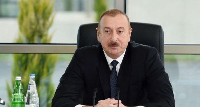 """Prezident: """"Balaxanıya turist axını qəsəbə sakinləri üçün yeni imkanlar yaradacaq"""""""