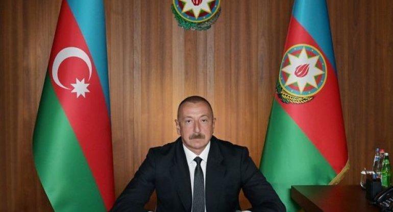 Bu gün İlham Əliyev BMT Baş Assambleyasının 75-ci sessiyasında çıxış edəcək