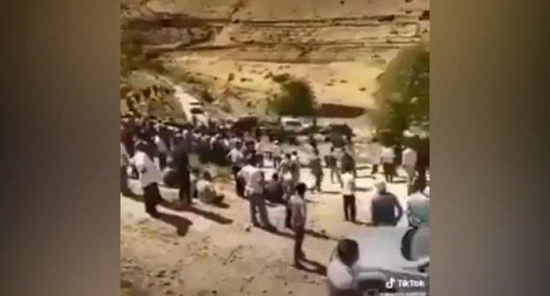 Xankəndi və Şuşada yaşayan ermənilər Ermənistana qaçır – VİDEO