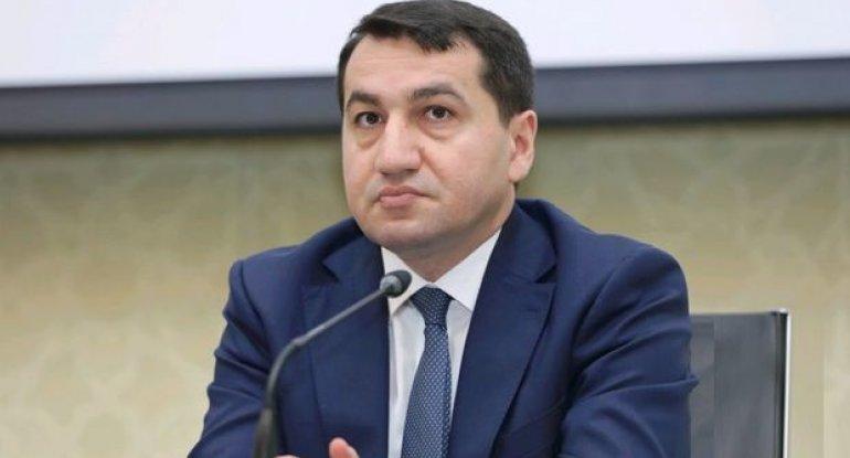 Prezidentin köməkçisi dünyanın aparıcı KİV nümayəndələrini Azərbaycana dəvə ...
