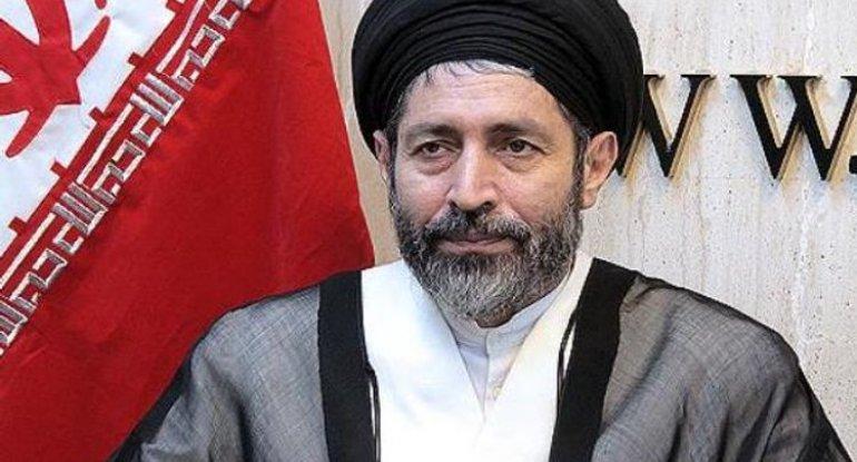 İranlı diplomat:
