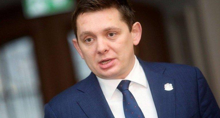 """Latviyalı deputat Azərbaycana dəstək verdi: """"Ərazi bütövlüyü toxunulmazdır"""""""