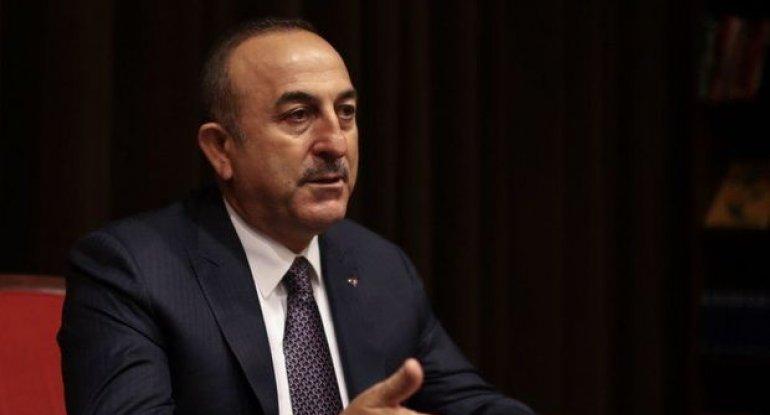 """Çavuşoğlu: """"Ermənistanda cəsarət haradandır?"""""""