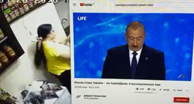 İrəvanın mərkəzində İlham Əliyevin çıxışı yayımlandı - VİDEO