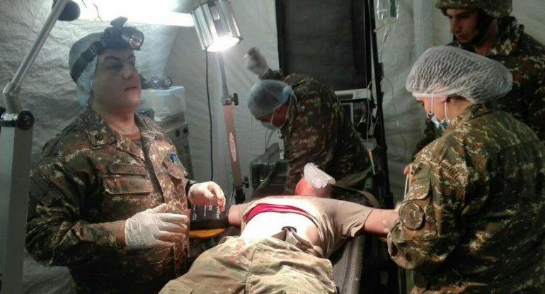 Ermənistan səhiyyəsi süqutunu yaşayır, yaralı hərbçilər xəstəxanalarda ölür