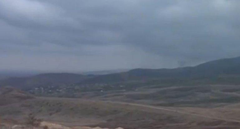 Ordumuzun işğaldan azad etdiyi torpaqlardan ilk görüntülər - VİDEO
