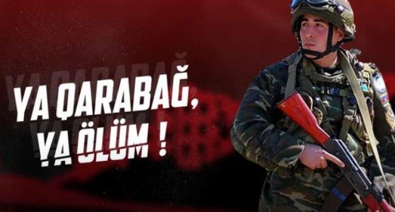 """""""Ya Qarabağ, ya ölüm"""" mahnısı yeni tərzdə - VİDEO"""