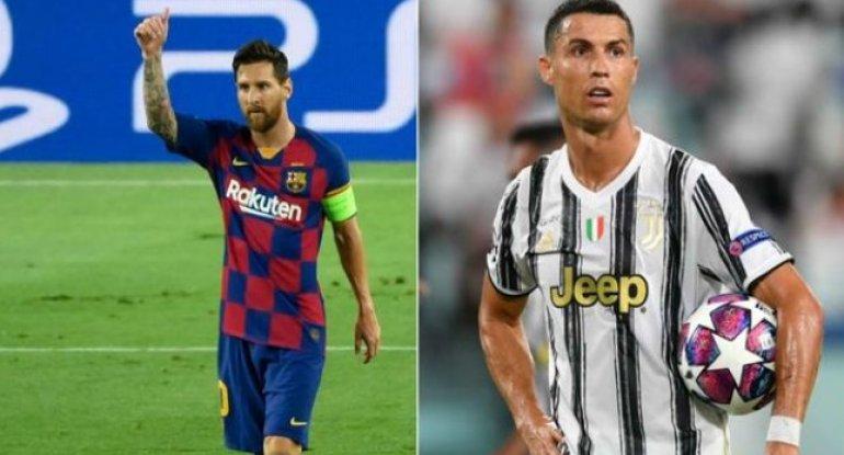 Çempionlar Liqasının püşkü atıldı: Messi Ronalduya qarşı - QRUPLAR