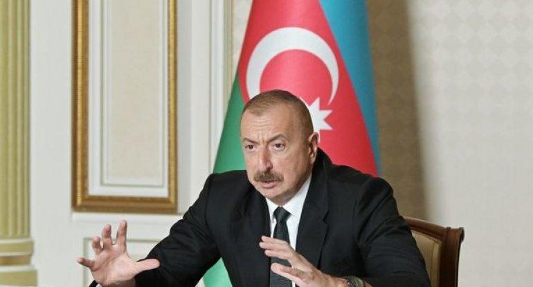 Ali Baş Komandan İlham Əliyevdən Fransaya cavab