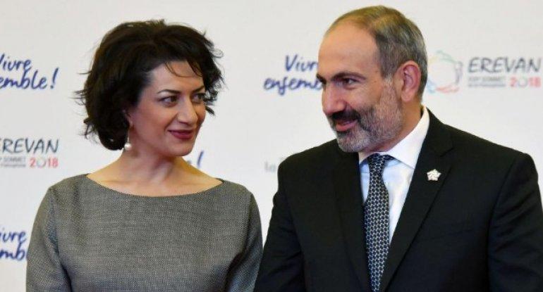 Azərbaycanlı haker Paşinyanın həyat yoldaşının hesabını sındırdı - FOTO