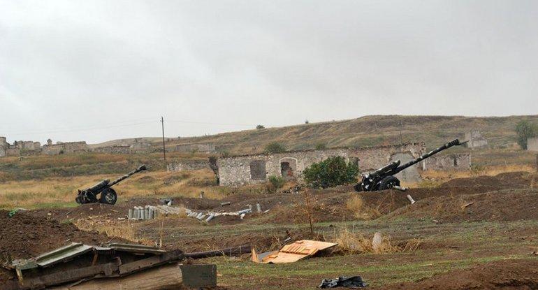 Ermənistanın hərbi sözçüsündən etiraf: