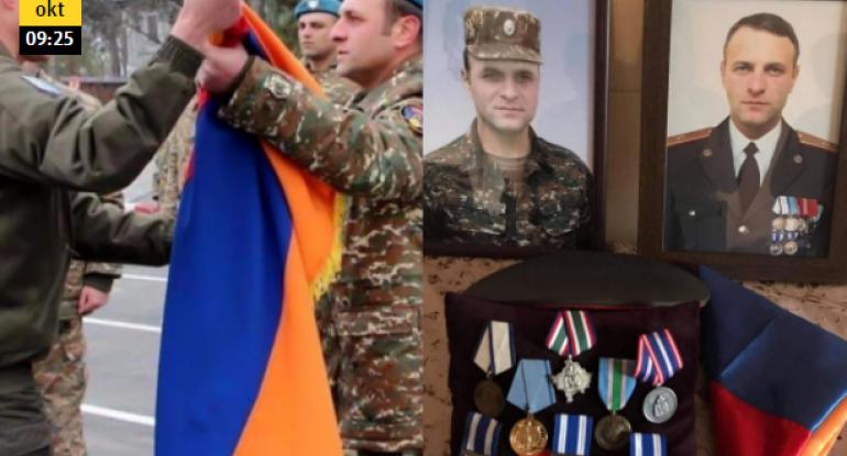 İşğalçı Ermənistan ordusunun mayoru məhv edildi