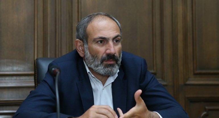 Paşinyan Gürcüstan ərazisinə iddia etdi