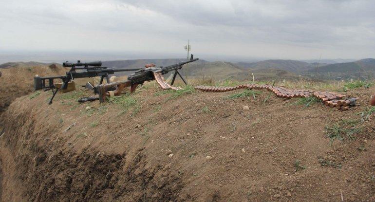 Ermənistan və separatçılar terrorçularla əlbir olduğunu