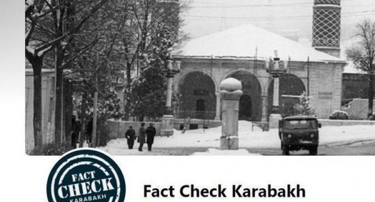 Növbəti erməni yalanı ifşa edildi - FOTO