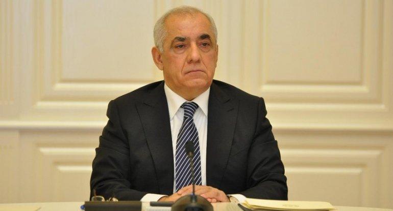 Əli Əsədov gürcüstanlı həmkarına məktub göndərib