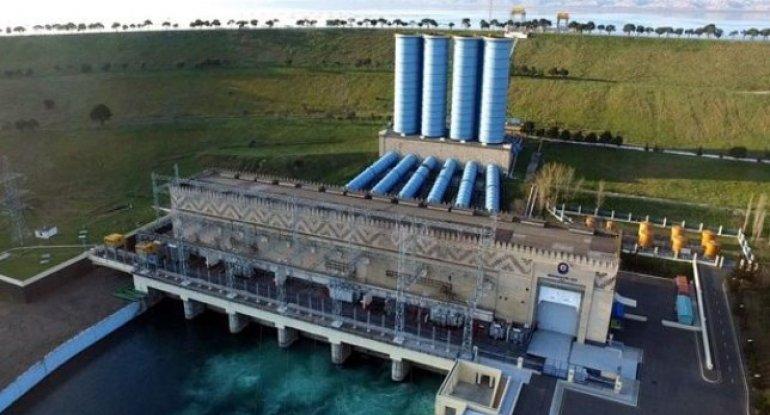 Düşmən Mingəçevir Su Elektrik Stansiyasını hədəfə alıb - RƏSMİ