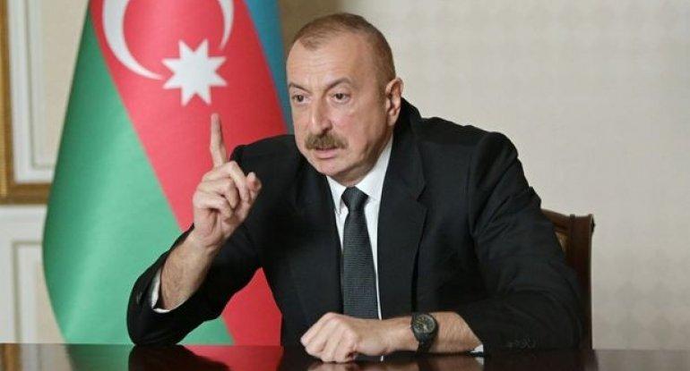 """Prezident: """"Füzuli çaqqalların, yırtıcı vəhşilərin əlində idi"""""""