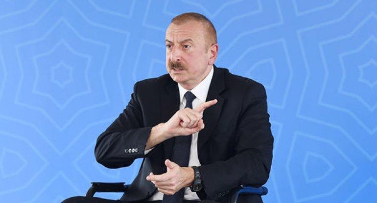 """Prezident: """"Ordumuzun Füzuli əməliyyatı hərbi kitablara daxil ediləcək"""""""