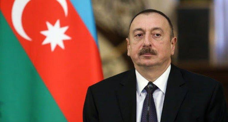 """İlham Əliyevdən Paşinyana: """"İndi gəl Füzuliyə, orada de, """"Qarabağ Ermənistandır"""""""