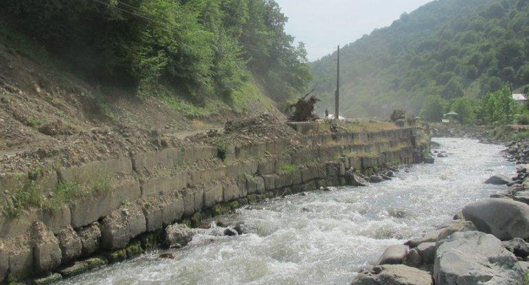 Tərtərçay Sol Sahil və Xanarx kanalları yenidən qurulur