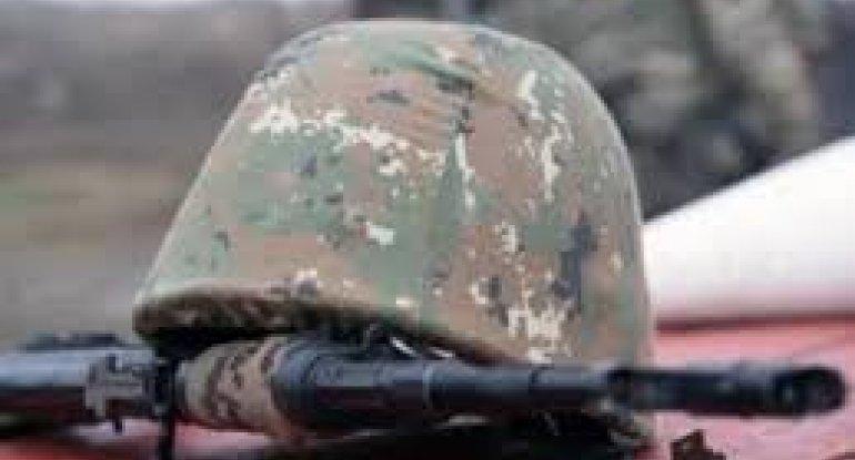 Ermənistan ordusunun tabor komandiri itkin DÜŞDÜ
