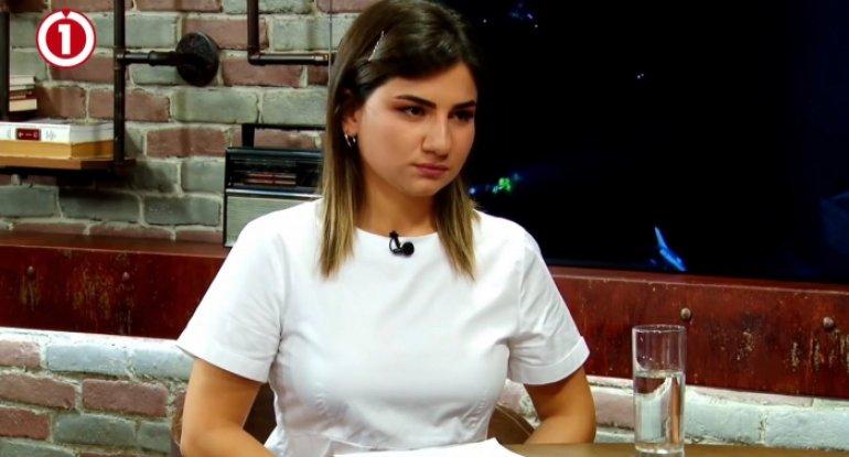 """""""Xəyallarımız, hədəflərimiz puç oldu"""" - Paşinyanın qızı"""