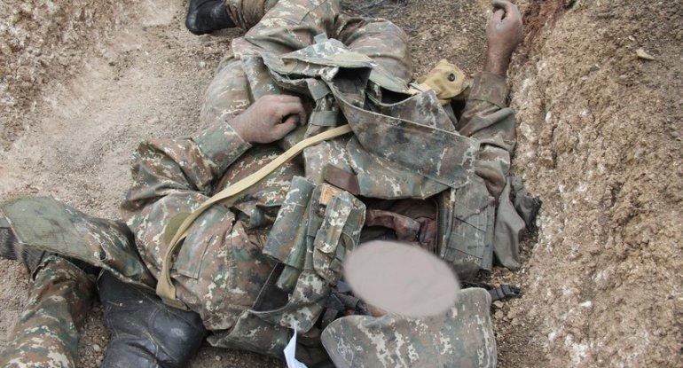 Hərbi komandiri də daxil olmaqla Ermənistanın daha 4 zabiti məhv edildi
