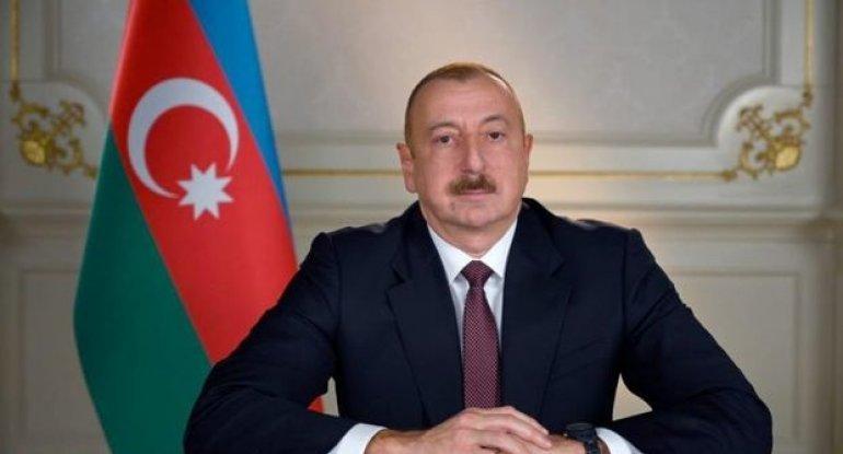 """İlham Əliyev: """"Onlara xaricdən yardım edilir, oraya muzdlular göndərilir"""""""