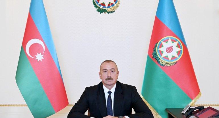 """Prezident: """"Elə günlər olub Tərtər rayonuna 2 min mərmi düşüb"""""""