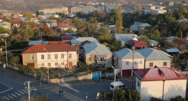 """Ermənilər Xankəndidən qaçıb: """"Ruh şəhər""""də küçələr boşdur"""
