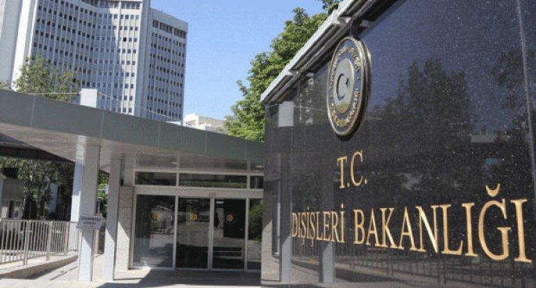 Türkiyədən Minsk Qrupuna Qarabağla bağlı ÇAĞIRIŞ