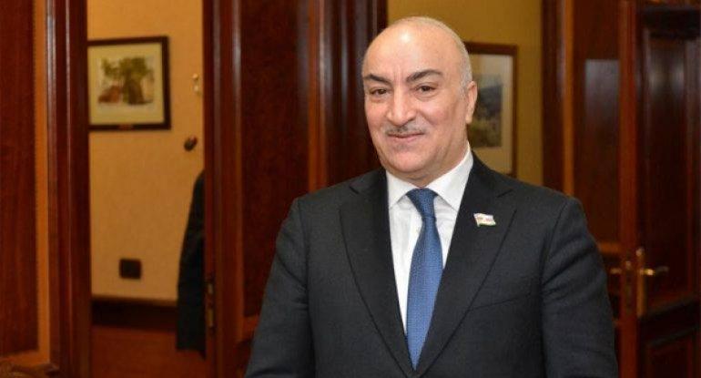 Deputatın oğlu Qarabağ uğrunda döyüşlərə qatılmaq üçün cəbhəyə yollanıb