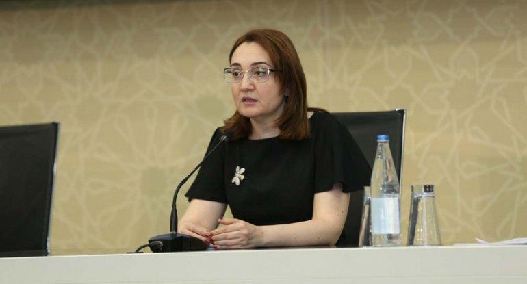 Yaqut Qarayeva: