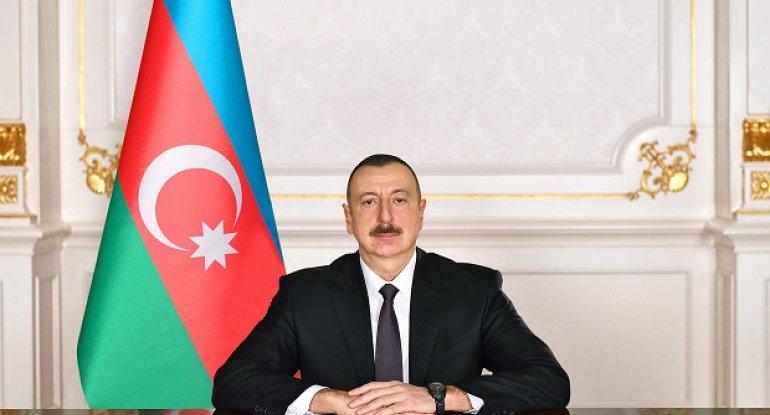 """Prezident: """"Azərbaycan bütün məsələlərdə qardaş Türkiyənin yanındadır"""""""