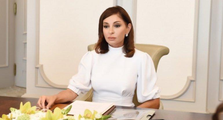 Mehriban Əliyeva Türkiyə xalqına başsağlığı verib