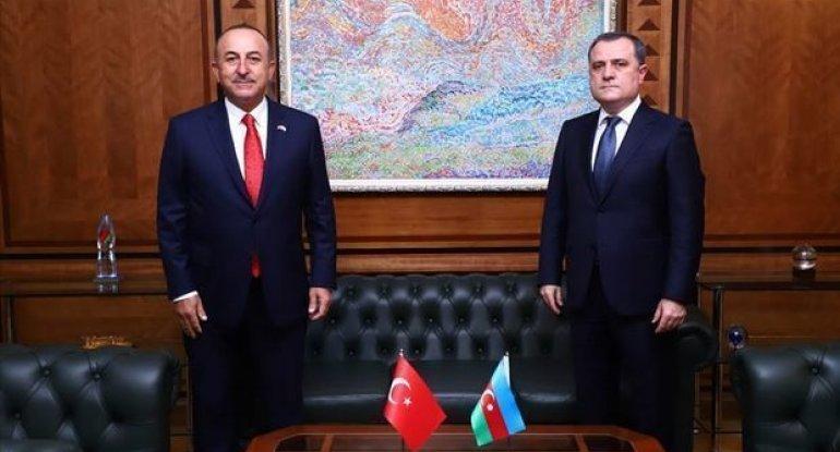Ceyhun Bayramovdan Türkiyəyə dəstək paylaşımı