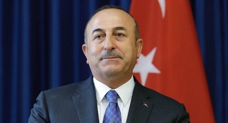 """Mövlud Çavuşoğlu: """"Avstriya xalqı ilə həmrəyik"""""""