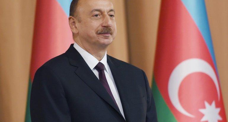 """İlham Əliyev: """"Onlar Azərbaycan xalqının ruhunu düzgün hesablaya bilməmişdilər"""""""