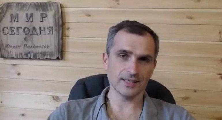 """Yuri Podolyaka: """"Bir neçə həftə qalıb, hər şey Azərbaycan Ordusunun əlindədir"""""""