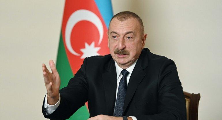 İlham Əliyev Paşinyan barədə: