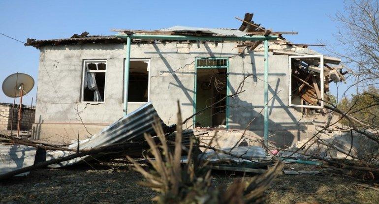 Erməni təcavüzü nəticəsində 3 mindən çox yaşayış evi yararsız vəziyyətə düşüb