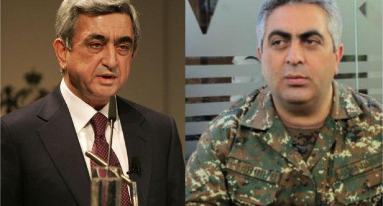 Sarkisyanla Ovannisyanın söz savaşı