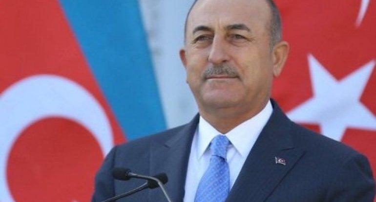 Çavuşoğlu Azərbaycanı təbrik etdi